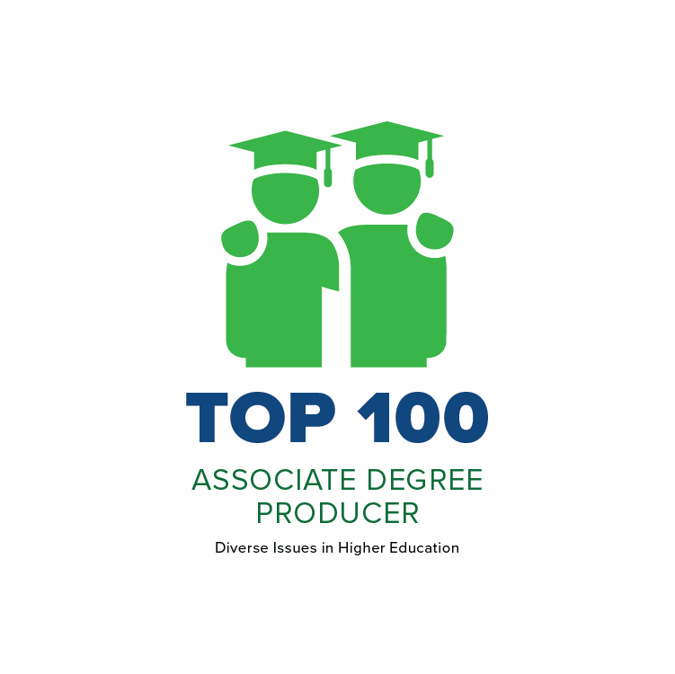TOP 100 Associate Degree Producer from Diverse Issues in Higher Education