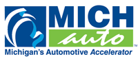 Michigan's Automotive Accelerator MICH auto logo