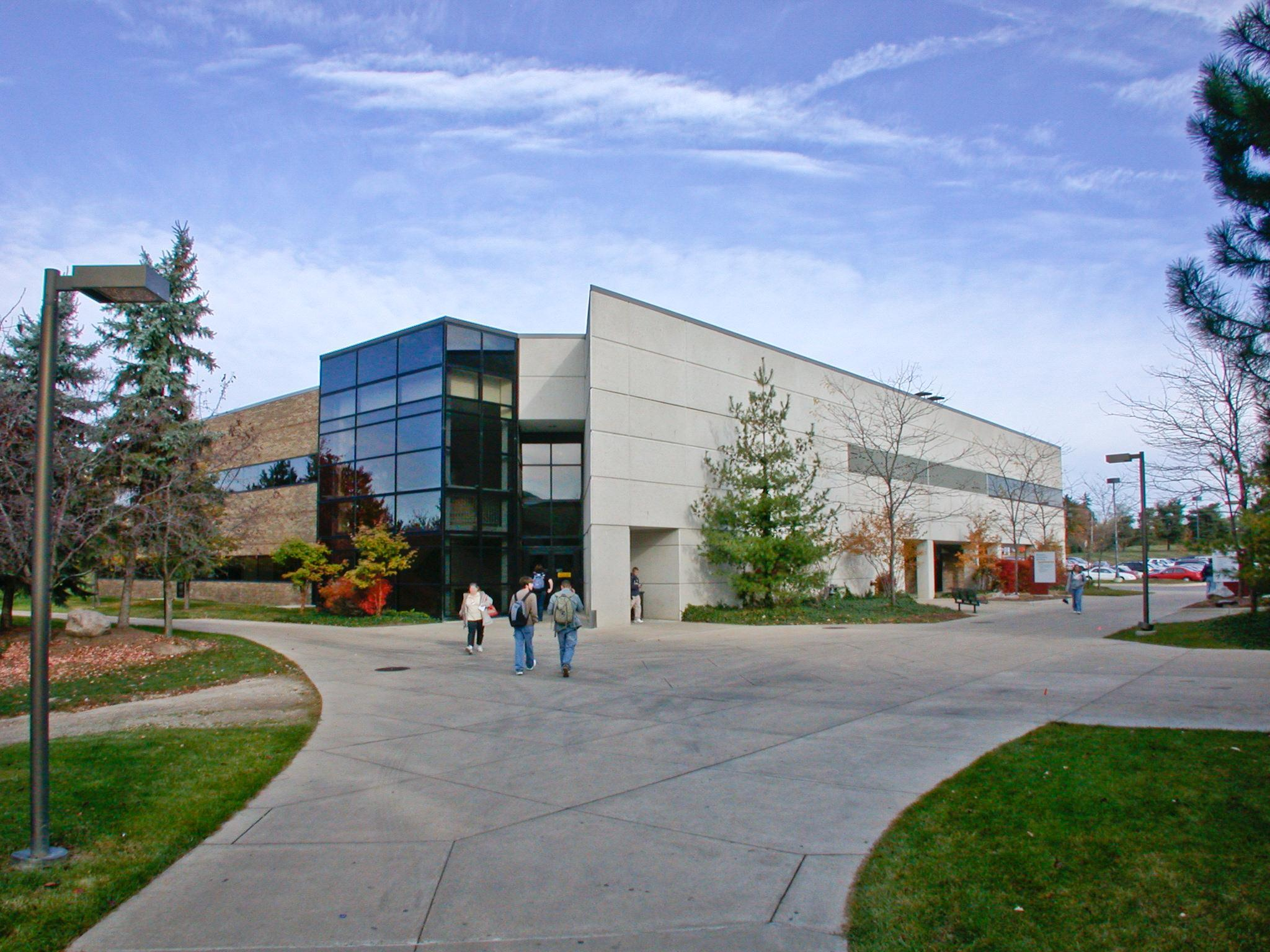 Business Education Building