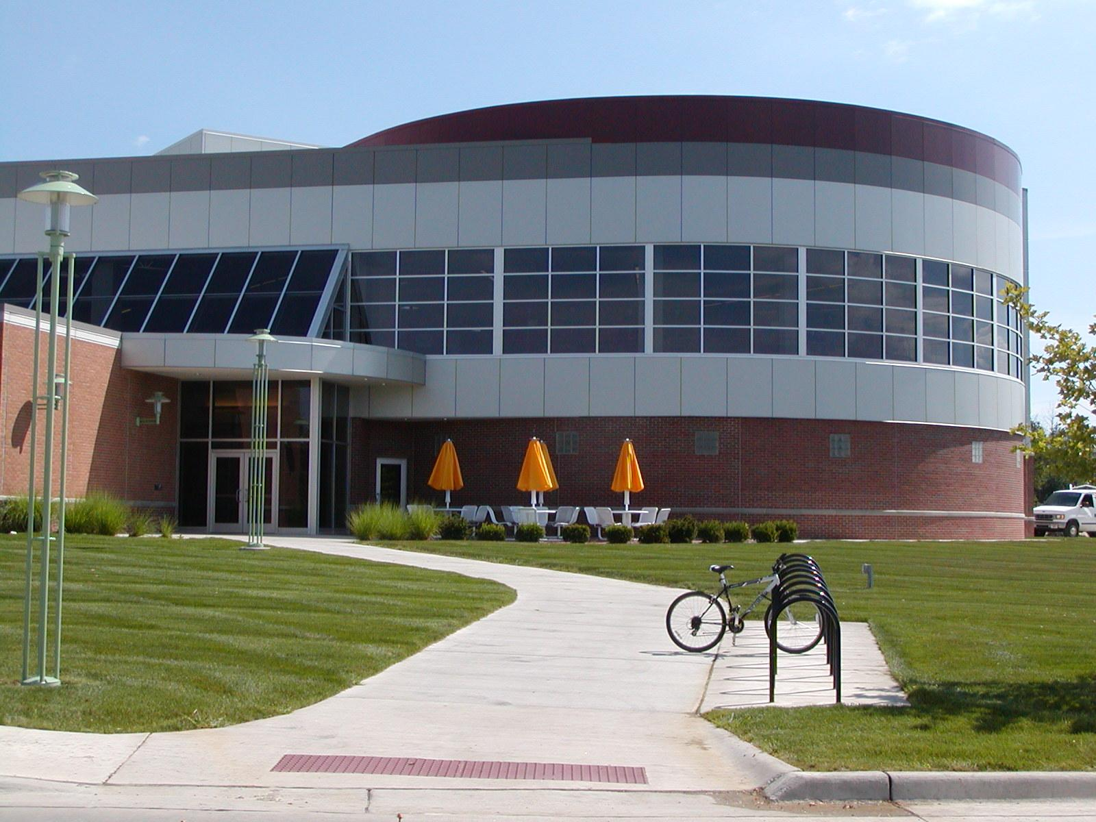 """LEED Gold"" Health & Fitness Center"