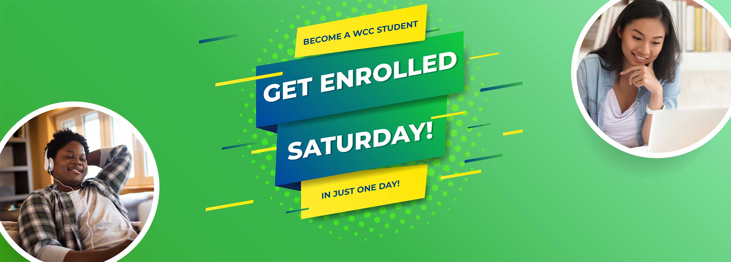 Become a Student in Just One Day!