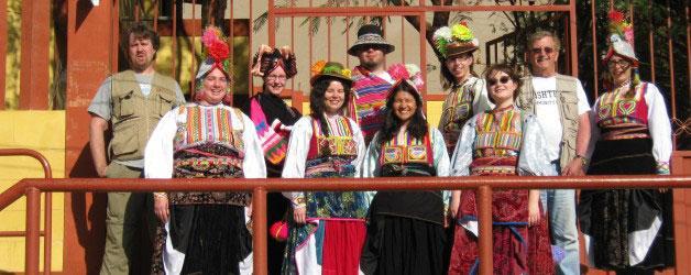 Peru Study Abroad Trip