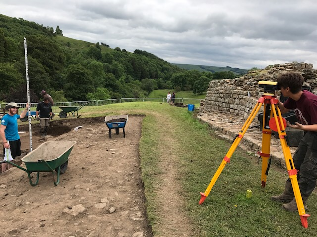 June 22: vindolanda Day 9 by Thor