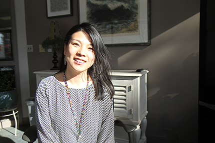 WCC instructor Jing Bai Swanson