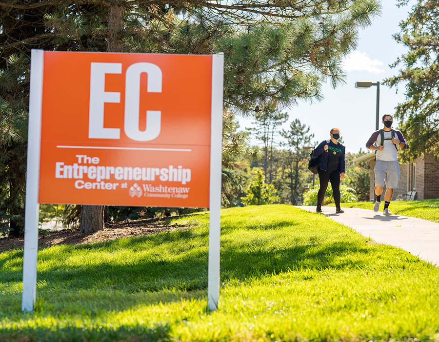 Entrepreneurs pitch winning business plans at WCC virtual competition