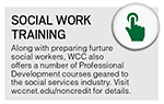 Social work non-credit classes