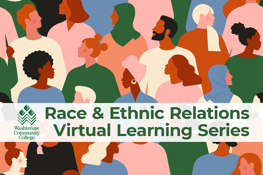 Race and Ethnic Relations series graphic