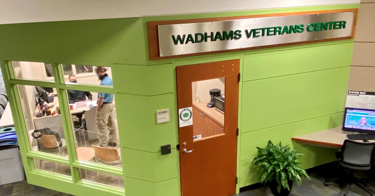 WCC earns veteran-friendly school 'Gold Status' from Michigan Veterans Affairs Agency