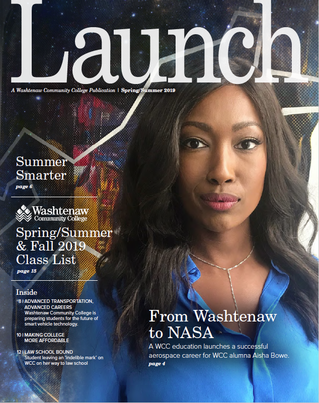 Launch Magazine, Spring/Summer 2019