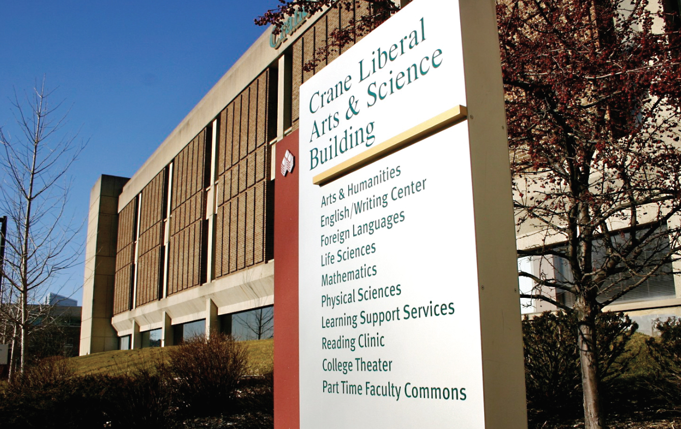 WCC Liberal Arts building