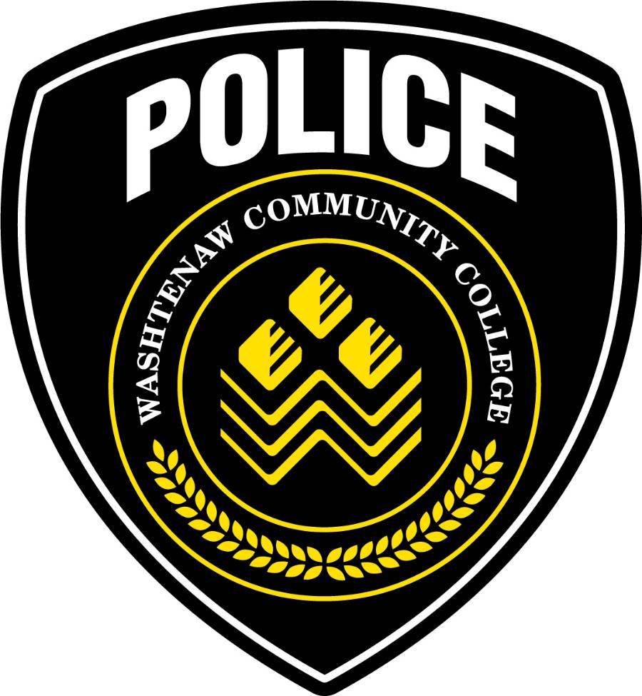 WCC Police Badge