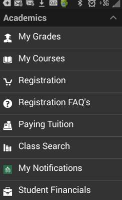 Select Registration